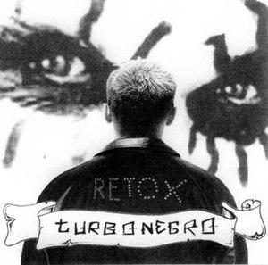 Retox (album) - Image: Retox Cover (medium)