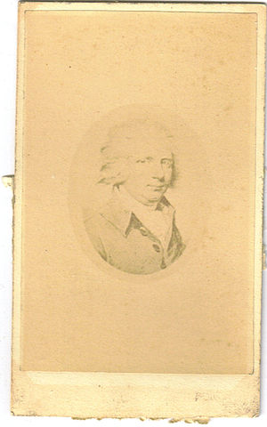 Robert Uniacke Fitzgerald - Col Robert Uniacke-Fitzgerald MP Cork (17 March 1751 – 20 December 1814)
