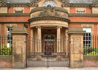 Royal Grammar School, Newcastle upon Tyne - RGS campus