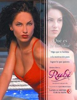 rubi serie mexicaine