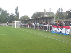 Handsworth Parramore F.C. - Image: Sandy Lane Worksop 3