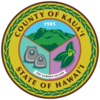 Official seal of Kauai County