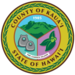 Seal of Kauai County, Hawaii