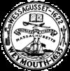 Oficiala sigelo de Urbo de Weymouth