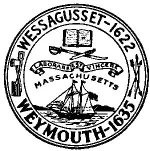 Official seal of Town of Weymouth