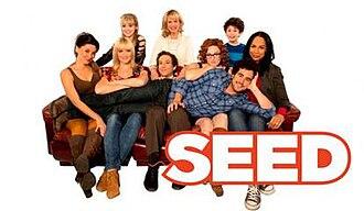 Seed (TV series) - Image: Seed Season 1 Logo