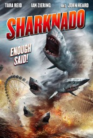 Sharknado - Theatrical release poster
