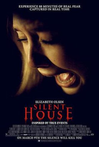 Silent House (film) - Image: Silent house poster