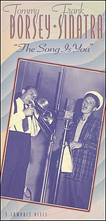 <i>The Song Is You</i> (Frank Sinatra album) 1994 box set by Frank Sinatra