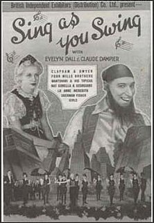 <i>Sing as You Swing</i>