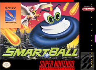Smart Ball - North American cover art