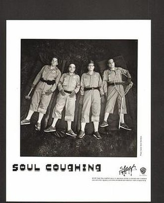 Soul Coughing - Soul Coughing publicity photo, 1998.