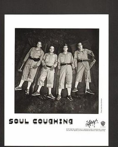 Picture of a band or musician: Soul Coughing