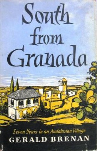 South from Granada - First edition (publ. Hamish Hamilton)