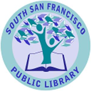 South San Francisco Public Library - Image: South San Francisco Public Library Logo