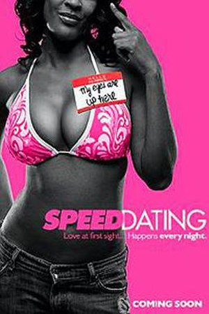 Speed-Dating - Theatrical release poster