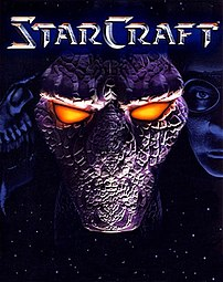 The box art of StarCraft.
