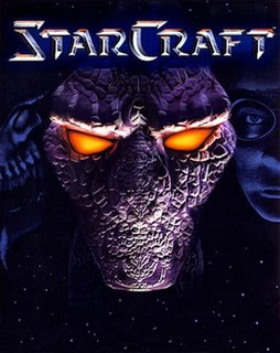 <i>StarCraft</i> (video game) 1998 video game