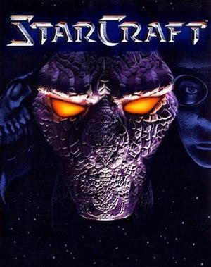 StarCraft (video game) - Image: Star Craft box art