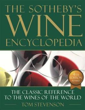 The Sotheby's Wine Encyclopedia - Fourth edition cover