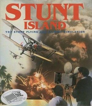 Stunt Island - Image: Stunt Island cover