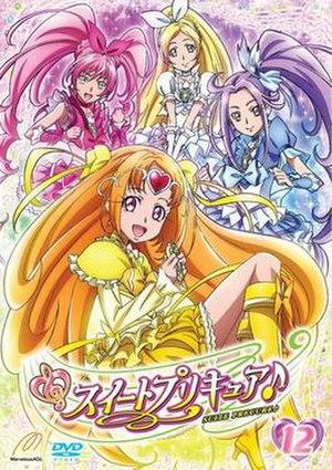 Suite PreCure - Image: Suite Pre Cure vol 1