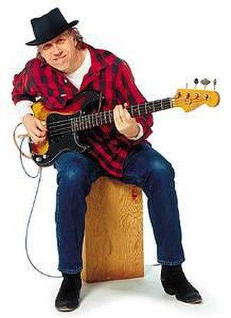 Tom Wolk - Fender Promo Photo