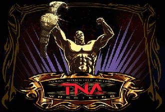 TNA Wrestling (video game) - Image: TNA Wrestling game logo