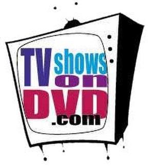 TVShowsOnDVD.com - Image: T So D Logo