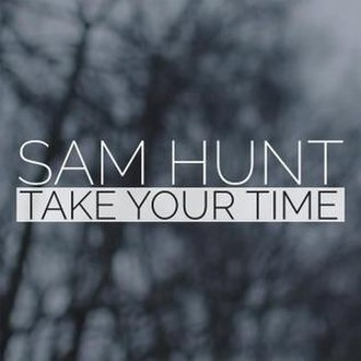 Sam Hunt — Take Your Time (studio acapella)