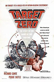 <i>Target Zero</i> 1955 film by Harmon Jones