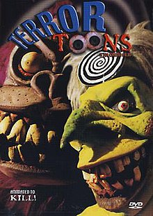 Terror Toons The Door In The Kitchen
