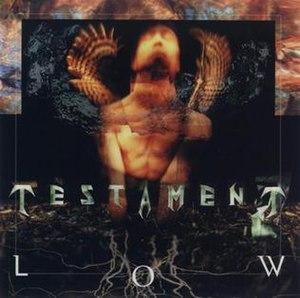 Low (Testament album) - Image: Testament Low