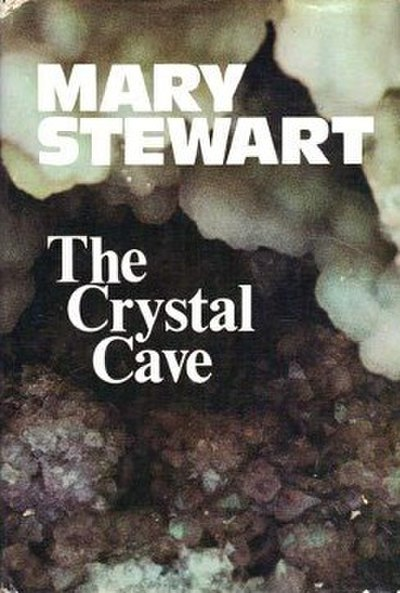 Picture of a book: The Crystal Cave