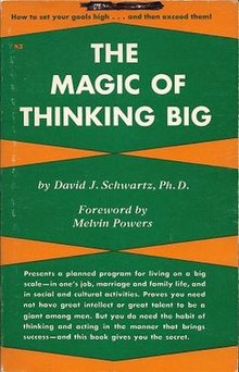 The Magic Of Thinking Big Wikipedia
