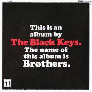 Brothers (The Black Keys album)
