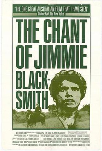 The Chant of Jimmie Blacksmith (film) - Image: The Chant of Jimmie Blacksmith