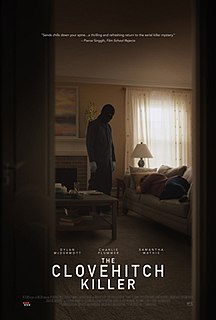 <i>The Clovehitch Killer</i> film
