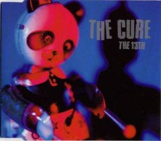 The 13th - Image: The Cure The 13th album cover