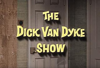 <i>The Dick Van Dyke Show</i> American television sitcom
