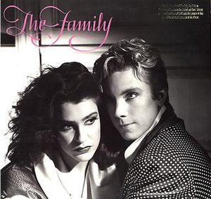 The Family (The Family album) - Image: The Family LP