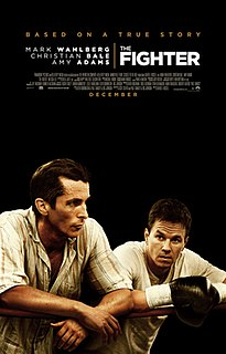<i>The Fighter</i> 2010 biographical sports drama film directed by David O. Russell