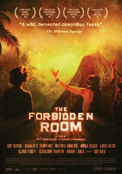 Picture of a movie: The Forbidden Room