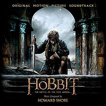 The Hobbit - The Battle of The Five Armies OST(Standard Edition).jpg
