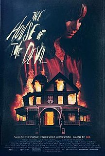 <i>The House of the Devil</i> 2009 film by Ti West