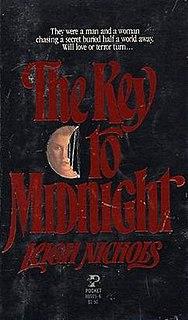 <i>The Key to Midnight</i> novel by Dean Koontz