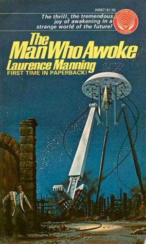 The Man Who Awoke - Cover of first edition