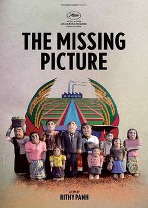 The Missing Picture (film) - Film poster