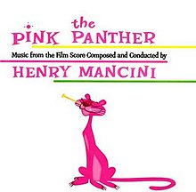The Pink Panther Theme cover.jpg