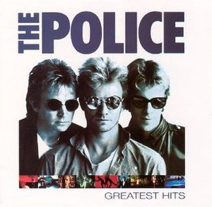 Greatest Hits (The Police album) - Image: The Police Greatest Hits